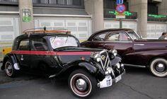 fotos de taxis de todas las epocas - ForoCoches