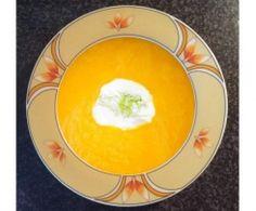 Karotten-Fenchel-Suppe