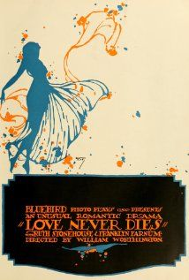 Love Never Dies (1916) Poster