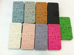 Sweet Style Leather Protective Case for Iphone 5 - iPhone Cases - Cases Guess You Like It
