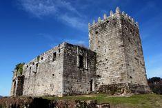 Torre e Paço de Giela - Arcos de Valdevez - Portugal