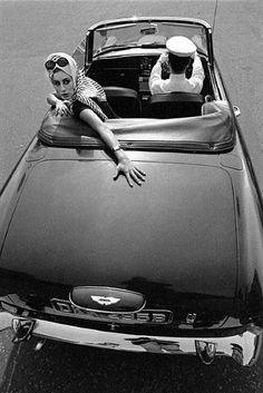 1965. Queen Magazine. Photo by Brian Duffy (B1933)
