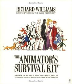 Bestseller Books Online The Animator's Survival Kit Richard Williams $23.04
