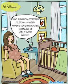 40 settimane di gravidanza