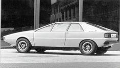 1973 Audi Asso di Picche concept