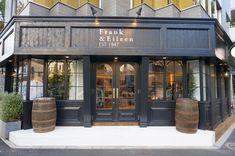 店内にビールサーバーを設置、アイリッシュパブをイメージした「フランク&アイリーン」世界初ショップがオープン | BRAND TOPICS | FASHION | WWD JAPAN.COM