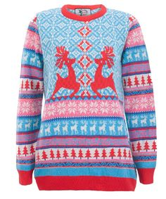 Christmas jumpers 2014  the best novelty knits to keep you festive this  winter. Couples Christmas SweatersWomens ... fdf9915c7