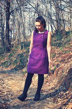 Victory Patterns - Chloe Dress
