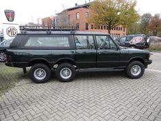 Range Rover Scottorn 6x6