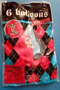 Monster High Birthday Balloons New Supplies | eBay