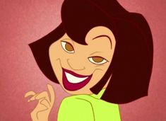 Trudy Proud from The Proud Family Cartoon Kunst, Cartoon Drawings, Die Prouds, Costumes For Black Women, Cartoon Mom, Cartoon Ideas, Black Cartoon Characters, Bad Girl Wallpaper, The Proud Family