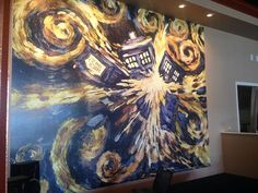 Doctor Who Restaurant In New York