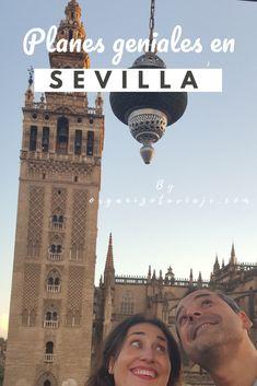 Un montón de tips para disfrutar a tope de la ciudad. Una de nuestras ciudades preferidas de España, donde viajamos cada poco y de la que tenemos un montón de recomendaciones que nos dieron a nosotros la gente que vive allí, para aprovechar a tope tu viaje.  #viajes #viajar #tipsviaje #europa #españa #sevilla #andalucia Places To Travel, Places To Go, Weekend Packing, Andalucia Spain, Seville Spain, Granada, Never Stop Exploring, Spain Travel, Travel Quotes
