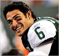 Mark Sanchez  J-E-T-S Jets Jets Jets! <3
