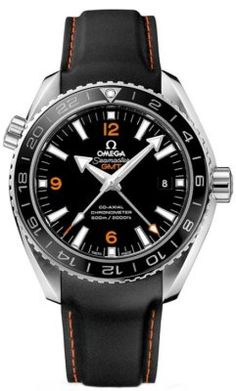 Omega Seamaster Planet Ocean 600 M GMT Caliber 8605 Automatic (Co-Axial)