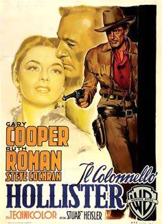 Dallas (1950) - Italian Four-Foglio (Luigi Martinati)