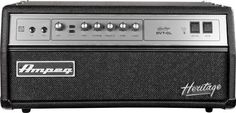 Ampeg Heritage HSVT-CL 2011 300W All-Tube Bass Amp Head * You can get additional details at the image link.
