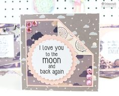 Sweet Dreams from the Simply Creative range will add an enchanting look to any handmade project.