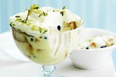 Lemon curd gives an additional layer of decadence to this fruity trifle.