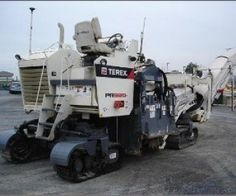 2010 Terex cmi PR330 Asphalt pavers / #Concrete_Equipments
