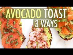 AVOCADO WEEK | Unique Avocado Toast Recipes + A FREE ebook! - The Healthy Maven