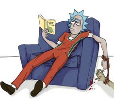 Rick and Morty,Рик и Морти, рик и морти, ,фэндомы,R&M Персонажи,R&M art,Rick and Morty art, R&M арт, 10 и Морти арт,Rick Sanchez,Rick, Рик, рик, рик санчез<<< I actually have that book XD