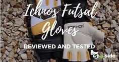 Icnhos Futsal Goalkeeper Glove Review from 5-a-side.com