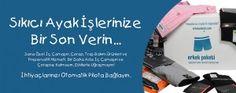 2013 yılının başında hizmet vermeye başlayan, alışveriş yapmaya zaman bulamayan ve bundan hoşlanmayan erkeklere Türkiye'de ilk defa abonelik modeliyle iç çamaşırı, çorap, tıraş-bakım ürünleri, aksesuar ve prezervatif gönderen...