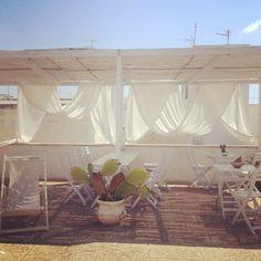 Gallipoli terrasse, Italia // Life is a DIY // blog lifestyle