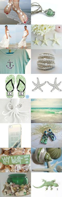 Beachy Keen! by Cyndie Smith on Etsy--Pinned with TreasuryPin.com