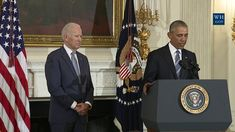 President Obama Awards the Presidential Medal of Freedom to Vice Preside...