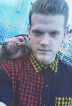 Scott Hoying e MITCH Grassi