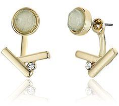 Danielle Nicole Divergent Earrings Jackets *** Click affiliate link Amazon.com on image for more details.