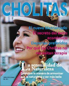 Revista Cholitas