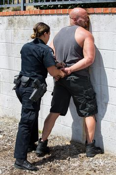 Train for your Career…A Workout for Law Enforcement and Police Officers (or…