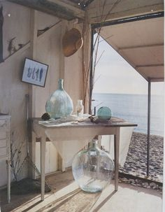 beachcomber vintage beach shack
