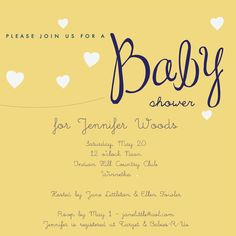 Baby Shower designed by A Fresh Bunch on Celebrations.com