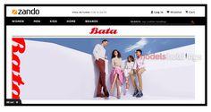 Catch our #model, Josephine in this #Bata Print Ad!   Take a look @ http://www.zando.co.za/bata/  #imodels #imoldesholdings #bata