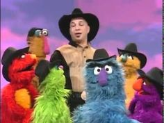 Garth Brooks and The Sesame Street Muppets-We Make Music.mp4 - YouTube