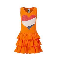 C&A jurk - nederland holland oranje
