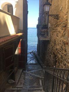 Calabria Italy, City Scene