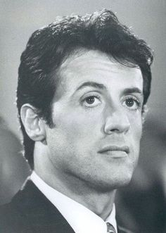 Rocky Balboa. So freaking handsome