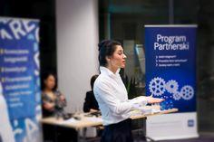 Agnieszka Świst-Kamińska - właścicielka Szkoły Męskiego Stylu wygłosiła ciekawy wykład podczas Dnia Kobiet Biznesu organizowanego przez fundację Twoja Inicjatywa.