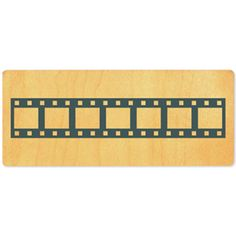 Ellison SureCut Die - Border, Filmstrip - Double Cut $80.00