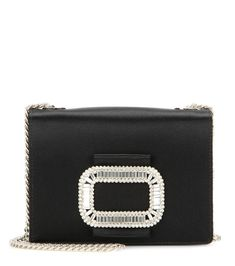 625a9416d6 Roger Vivier - Tiffany Micro embellished shoulder bag - Roger Vivier s   Tiffany Micro  shoulder