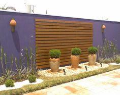 muros detalhe madeira - Pesquisa Google