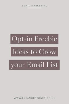 9 Opt-in Freebie Ideas to rapidly Grow your Email List. | Mailchimp, MailChimp Newsletter Design, MailLite, Convertkit, Email Design, Email Template Design, Newsletter Design, Email Layout, Email Marketing, Sales Email, Email Strategy, Email Marketing Examples, Email Marketing Template, Email Design Inspiration, Newsletter Ideas #mailchimp #emaildesign #emailmarketing #design