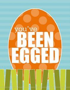 plastic egg ideas