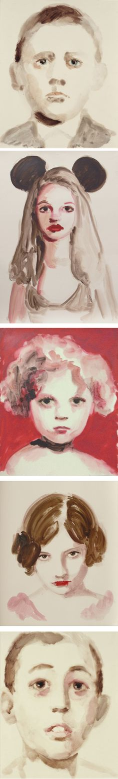 Annie Kevans, Really love this styke of portraiture and the simple minimal brushstrokes. Originally posted by the Jealous Curator artists-i-admire Arts Ed, My Arts, Modern Art, Contemporary Art, Beautiful Paintings, Art Music, Dark Art, Painting Inspiration, Illustrations Posters