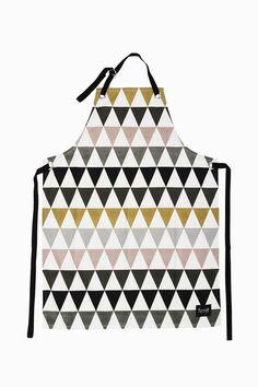 Ferm Living Shop — Triangle Apron  $45